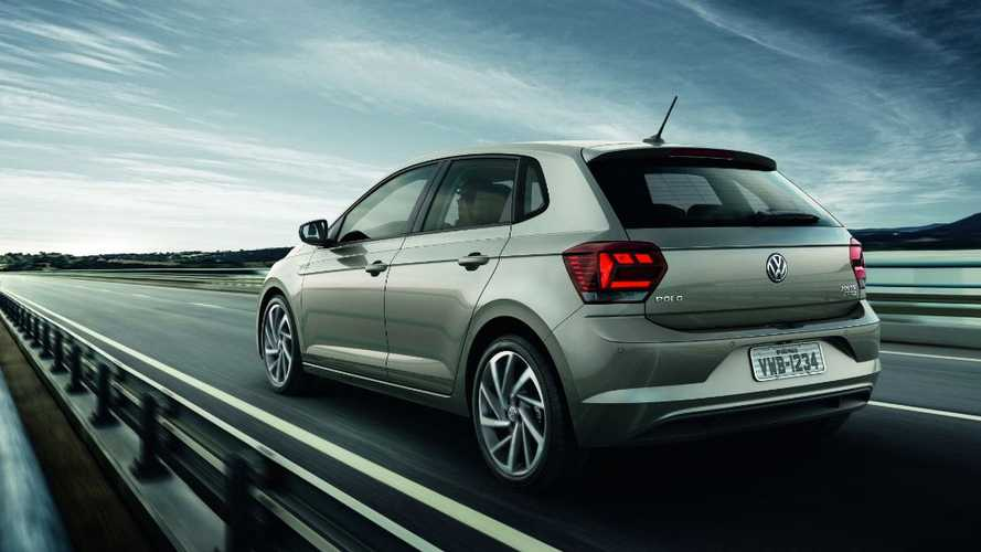 VW Polo Highline 2020