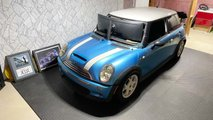 Mini Cooper S Simulation Racing Rig