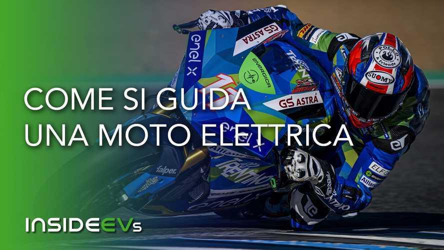 Come vanno le moto elettriche? Ce lo dice il Campione del Mondo MotoE
