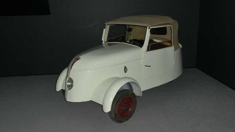 Peugeot VLV (1941): Leichtbau-Oldtimer mit Elektroantrieb