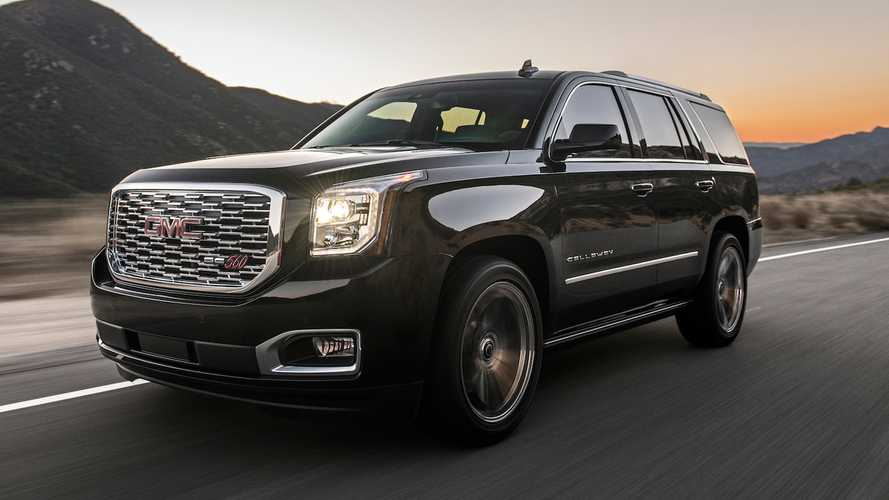 Callaway Will Supercharge Your GMC Yukon To 560 Horsepower