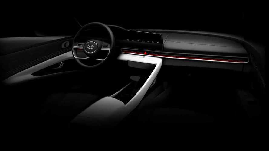 Hyundai Elantra 2021 - Teaser