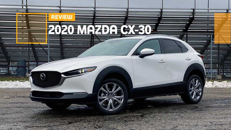 2020 Mazda CX-30 Premium Review: Changing The Equation