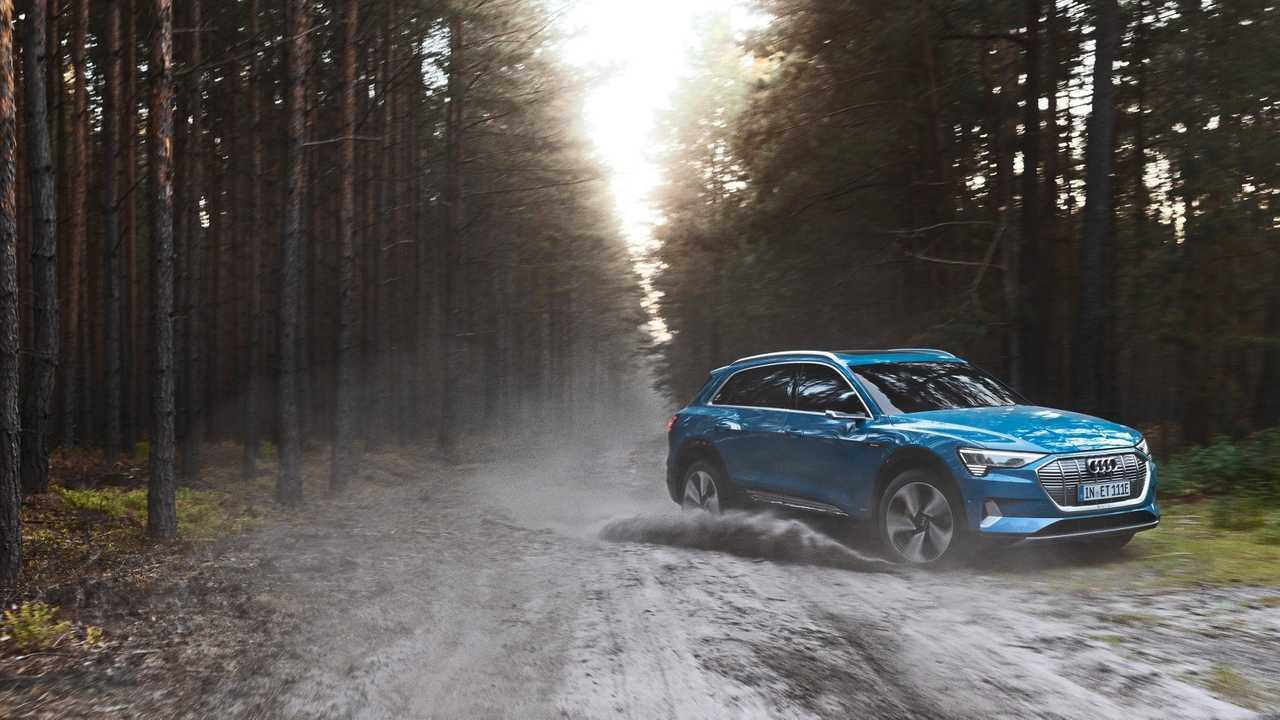 WCOTY 2019 - Audi e-tron
