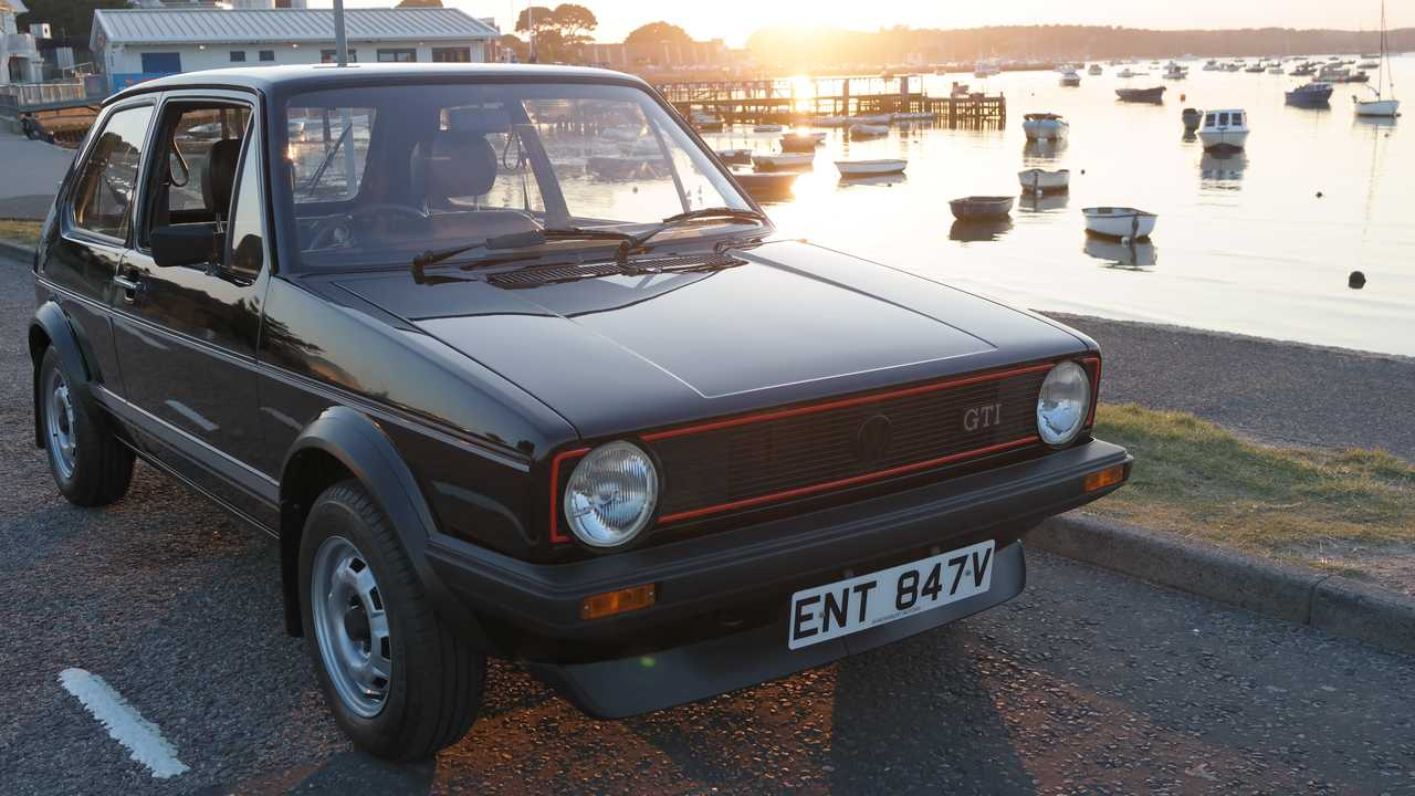 Uk S Best Preserved Golf Gti Mk1 Up For Auction