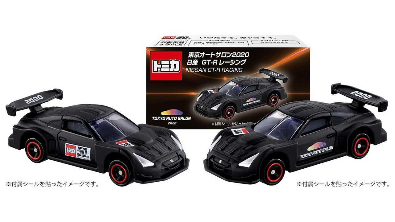 Nissan GT-R Tokyo Auto Salon Tomica