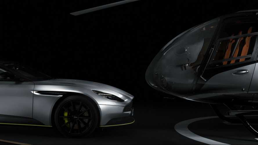 Airbus Corporate Helicopters ACH130 Aston Martin Edition