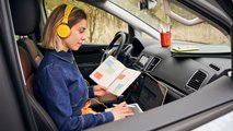VW Sharan als rollendes Homeoffice