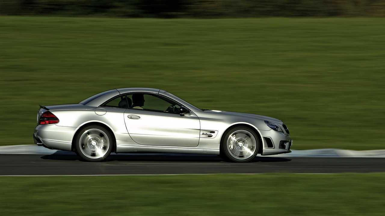 Джим Керри - Mercedes-Benz SL 63 AMG