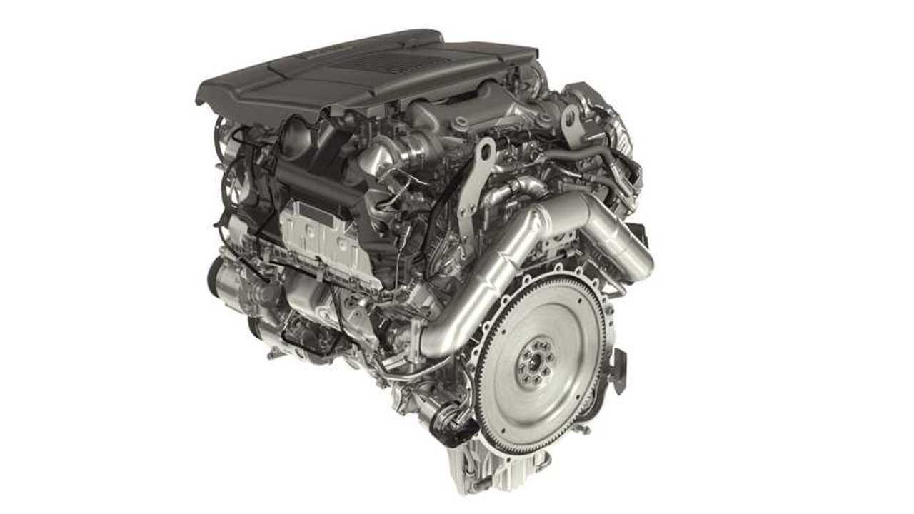 Land Rover 4.4 V8 diesel