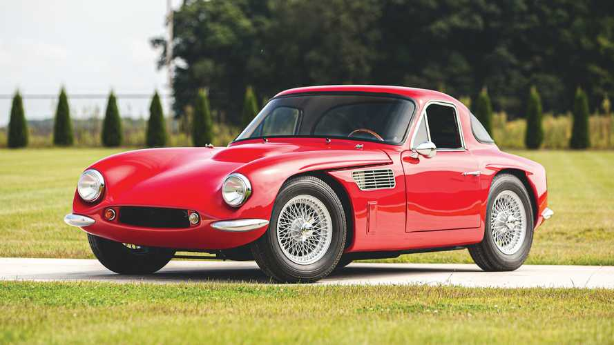 Original TVR Griffith prototype is a piece of history you can own