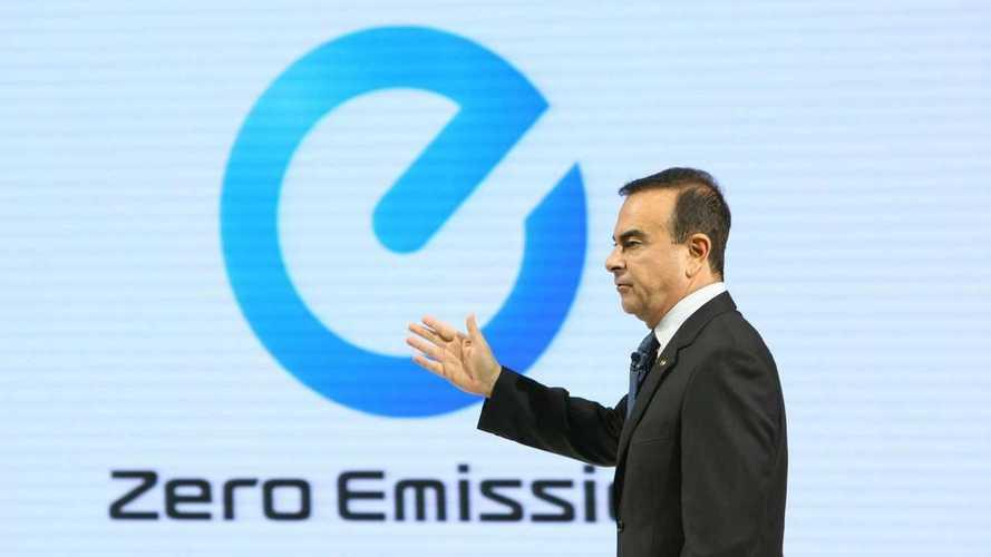 Carlos Ghosn, fuga da film per il pioniere elettrico di Renault-Nissan