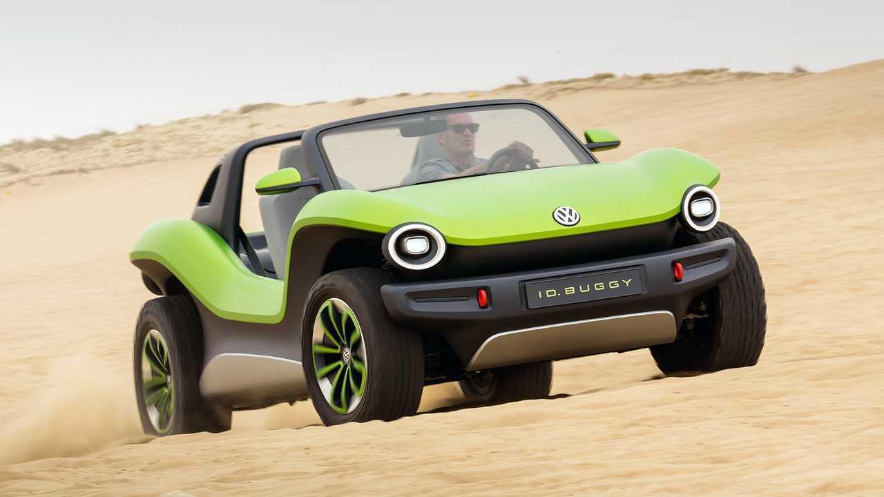 Die Elektro-Zukunft von VW: VW ID.Buggy