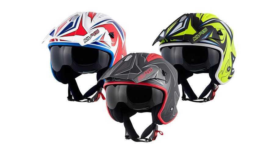Kappa KV45 Trial, il casco per le nuove generazioni