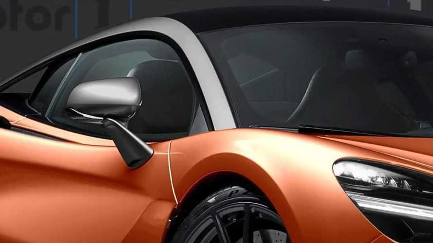 McLaren 570S replacement rendering