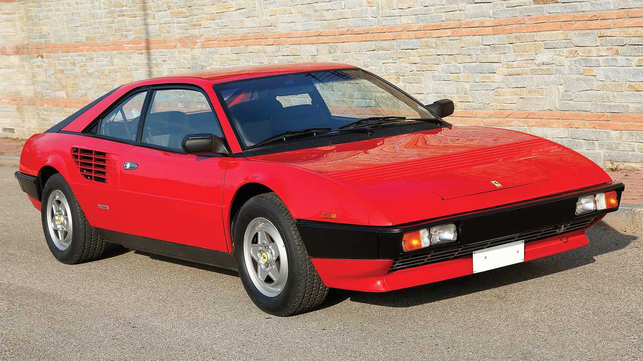 Ferrari Mondial Retrospettiva