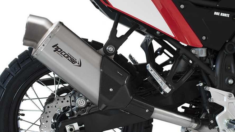 HP Corse, due nuovi scarichi per Yamaha Ténéré 700