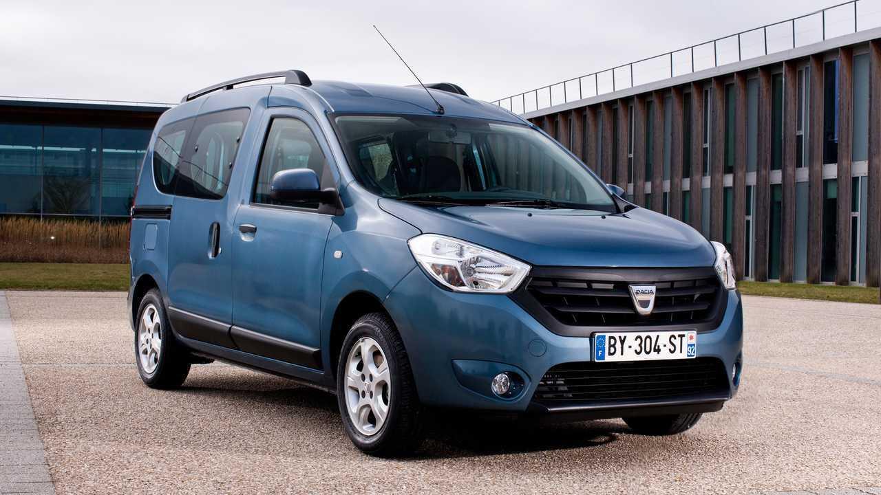 10 ex-æquo - Dacia Dokker 1.5 BlueDCI
