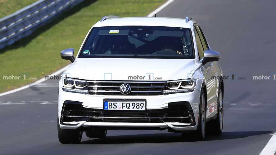 Az Arteon R és a Tiguan R is a Nürburgringen tesztelt (videó)
