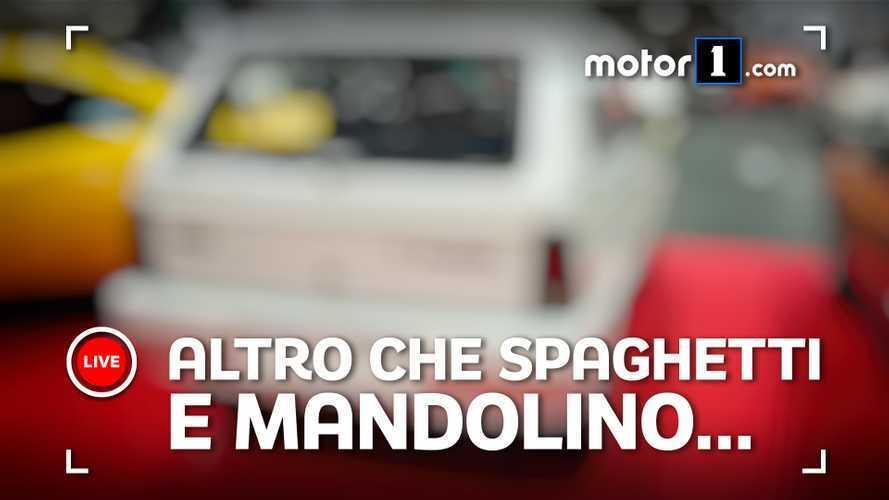 Automotoretrò 2020, un'italiana speciale a 1.500 euro