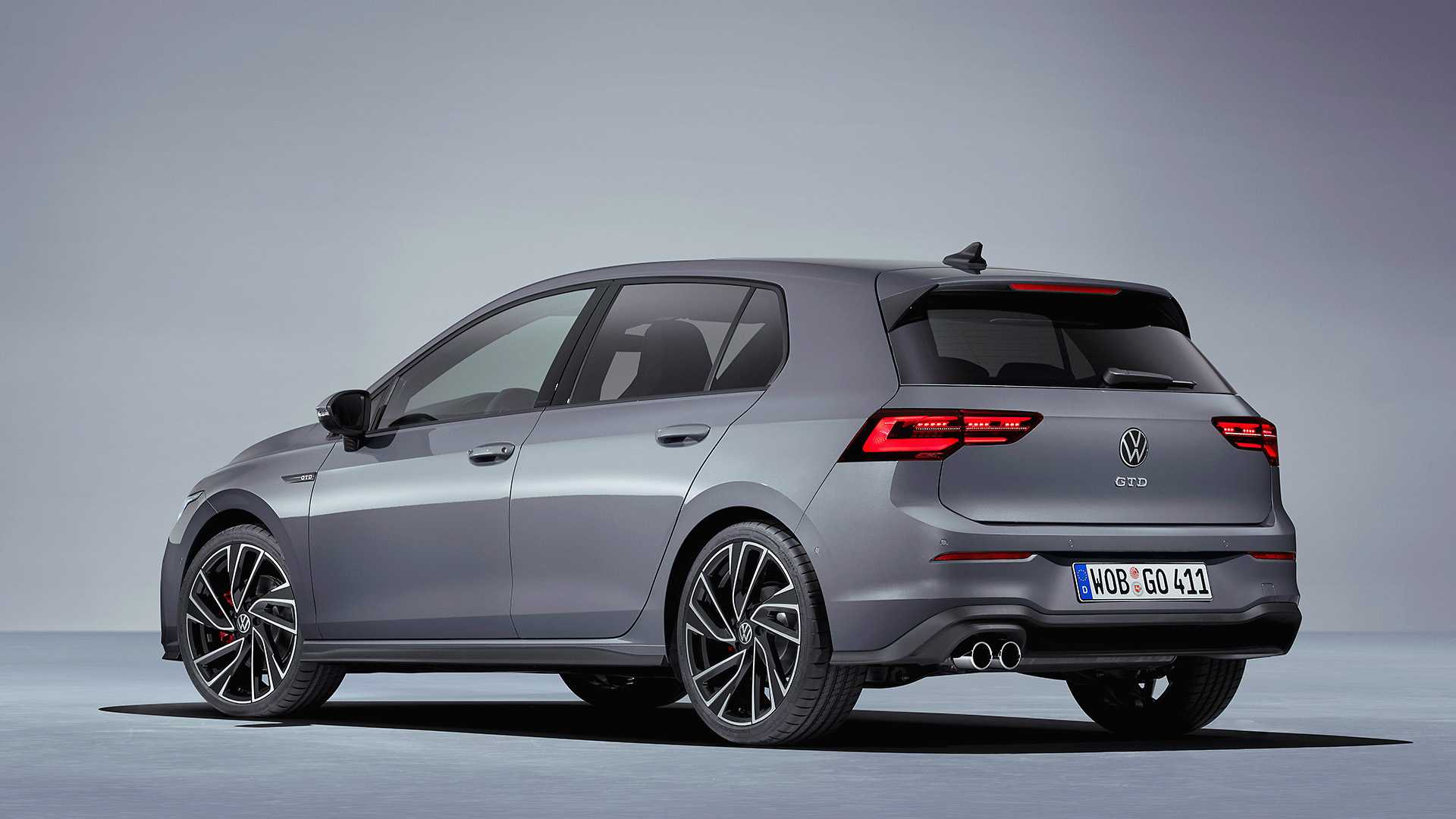 2020 Volkswagen Golf GTD Wallpaper