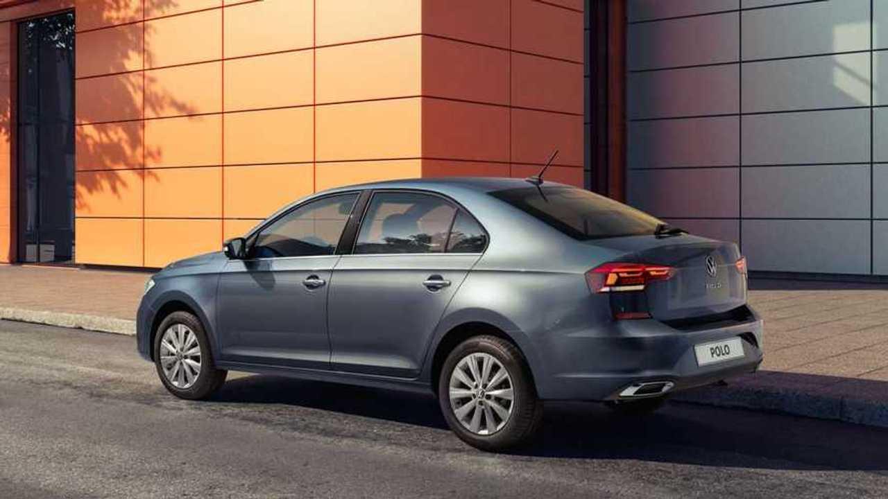 Первые фото нового VW Polo для России