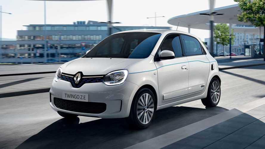 Renault Twingo diventa Z.E., dopo benzina e GPL è anche elettrica