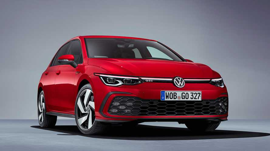 2021 Volkswagen Golf GTI Debuts With Power Bump, Unique Styling Cues