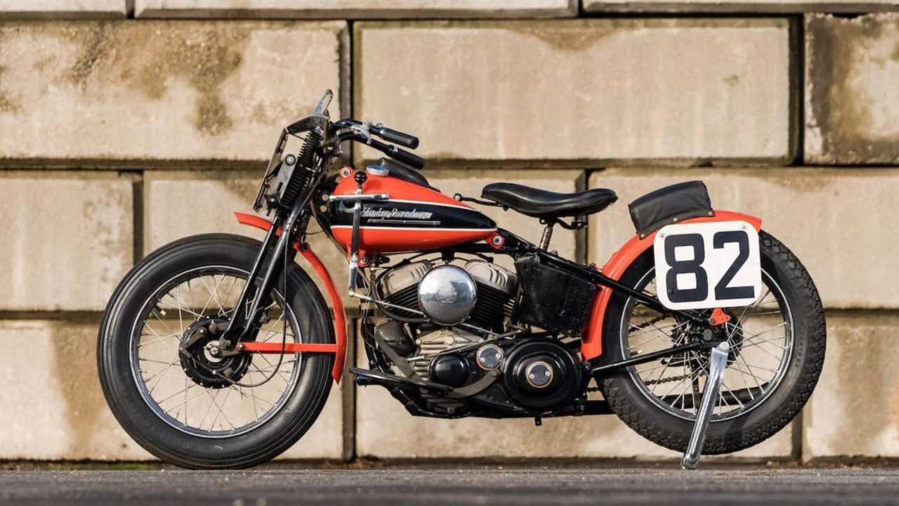 1951 Harley-Davidson WRTT