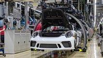 El último Porsche 911 de generación 991