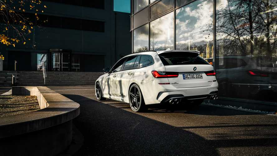 2020 BMW 3 Series Touring от AC Schnitzer