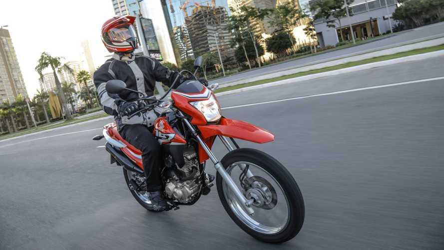 Honda NXR 160 Bros ganha versão Special Edition com visual da gama CRF