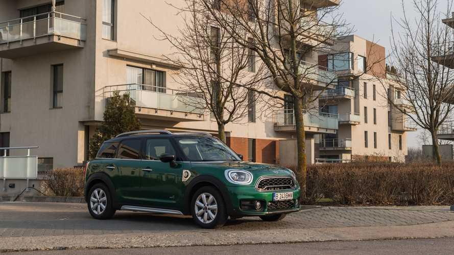 2019 MINI Cooper Countryman S E All4 Plug-In Hybrid