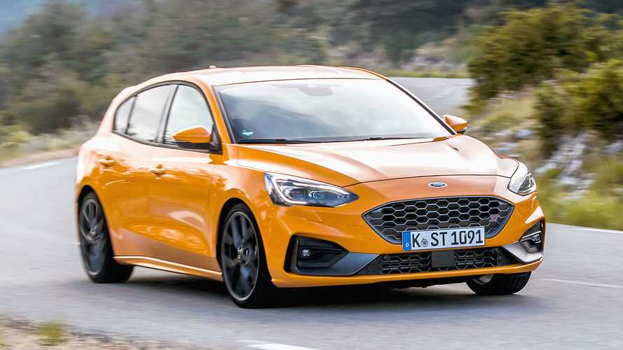 Euro Ford Focus ST Won't Get AWD, Next Gen Might Go Hybrid