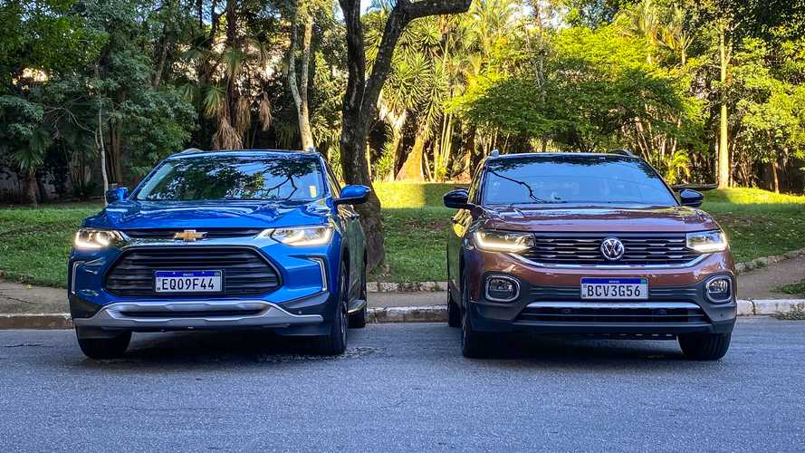 Com liderança do T-Cross, vendas diretas têm 7 SUVs no Top 10 em junho