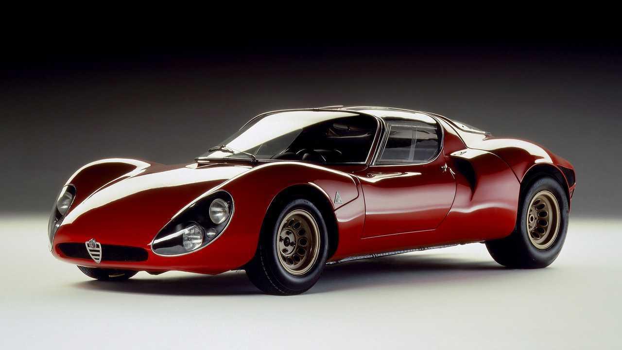 Alfa Romeo compie 110 anni, i modelli più iconici