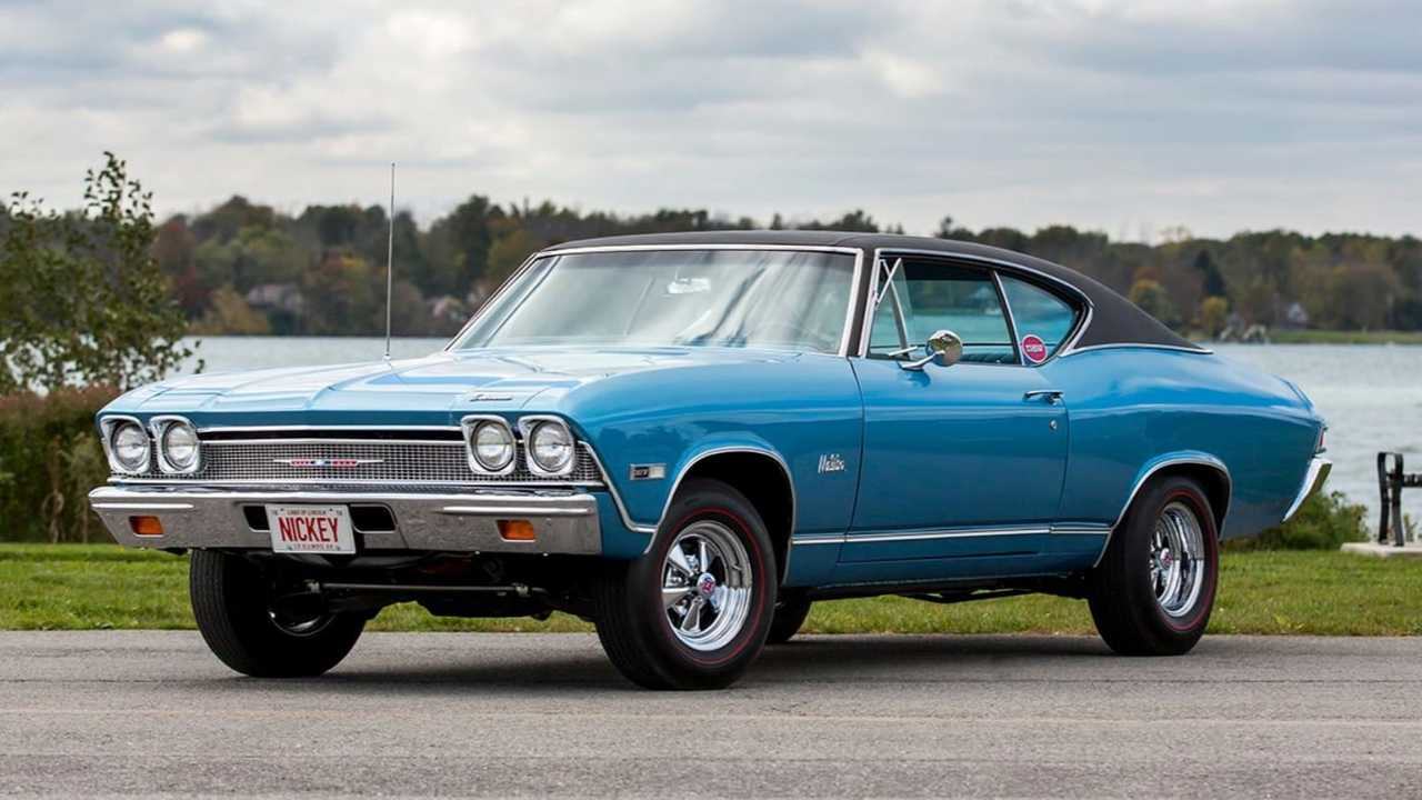 Snag A 1968 Chevelle Malibu Sport Coupe With Nickey Upgrades