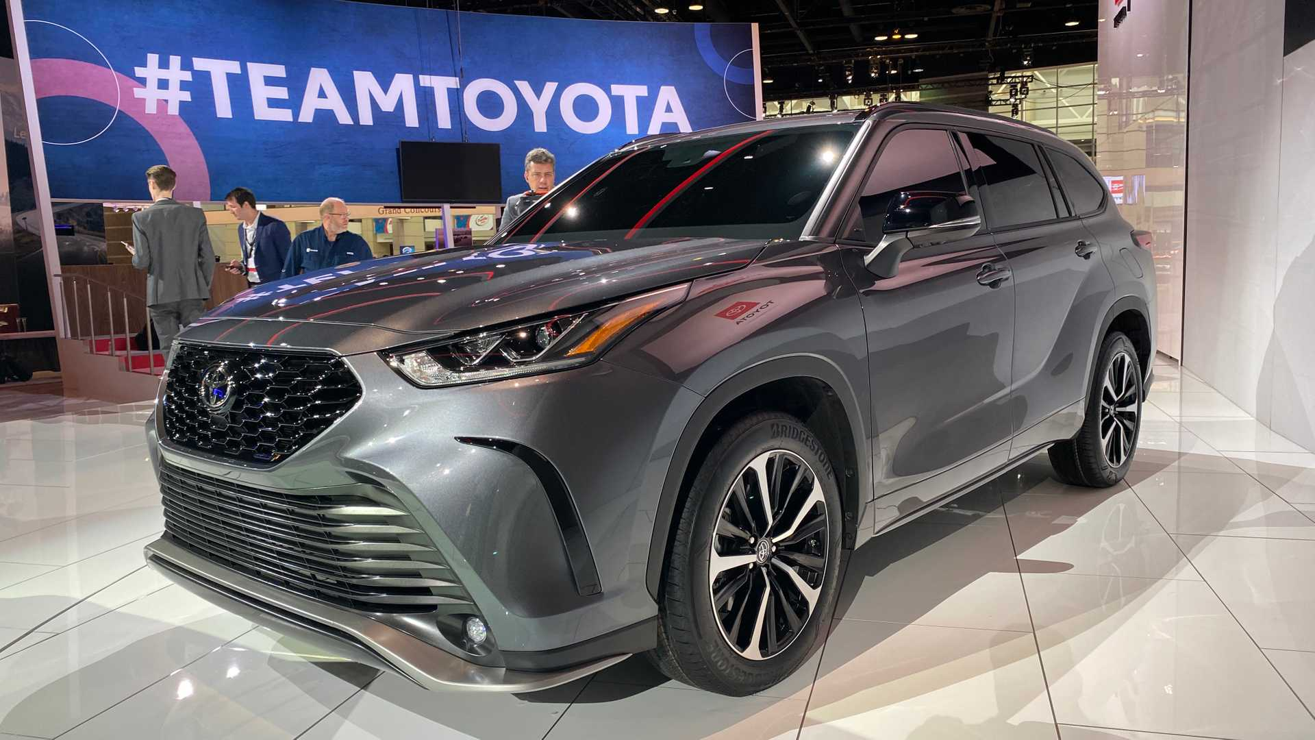 2021 Toyota Highlander Price and Release date