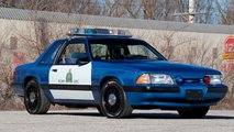 1989 Ford Mustang SSP Police Car for sale
