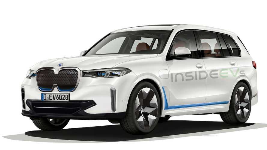 This BMW iX7 Electric SUV Deserves To Become Reality