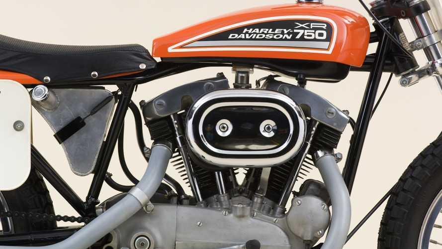 Harley-Davidson XR750: 50 anni del mito