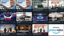 10 peliculas series documentales coches amazon prime