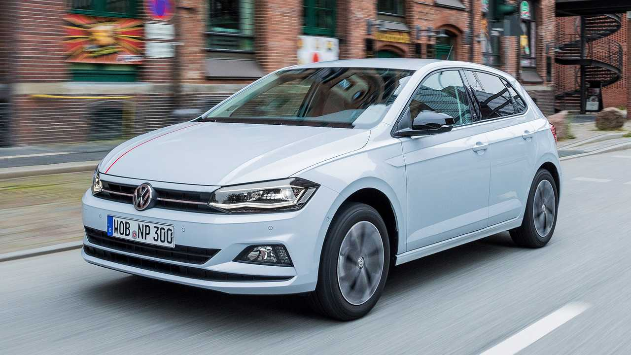 Platz 4: VW Polo
