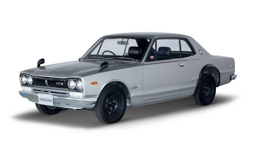 Histoire de la Nissan GT-R