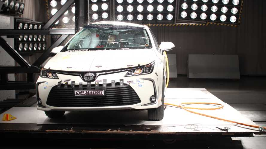 Semana Motor1.com: Crash-test do Corolla, andamos no Equinox 1.5 e mais