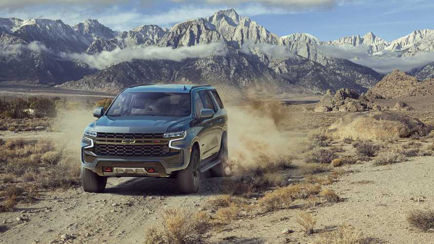 2021 Chevrolet Tahoe | Motor1.com Photos
