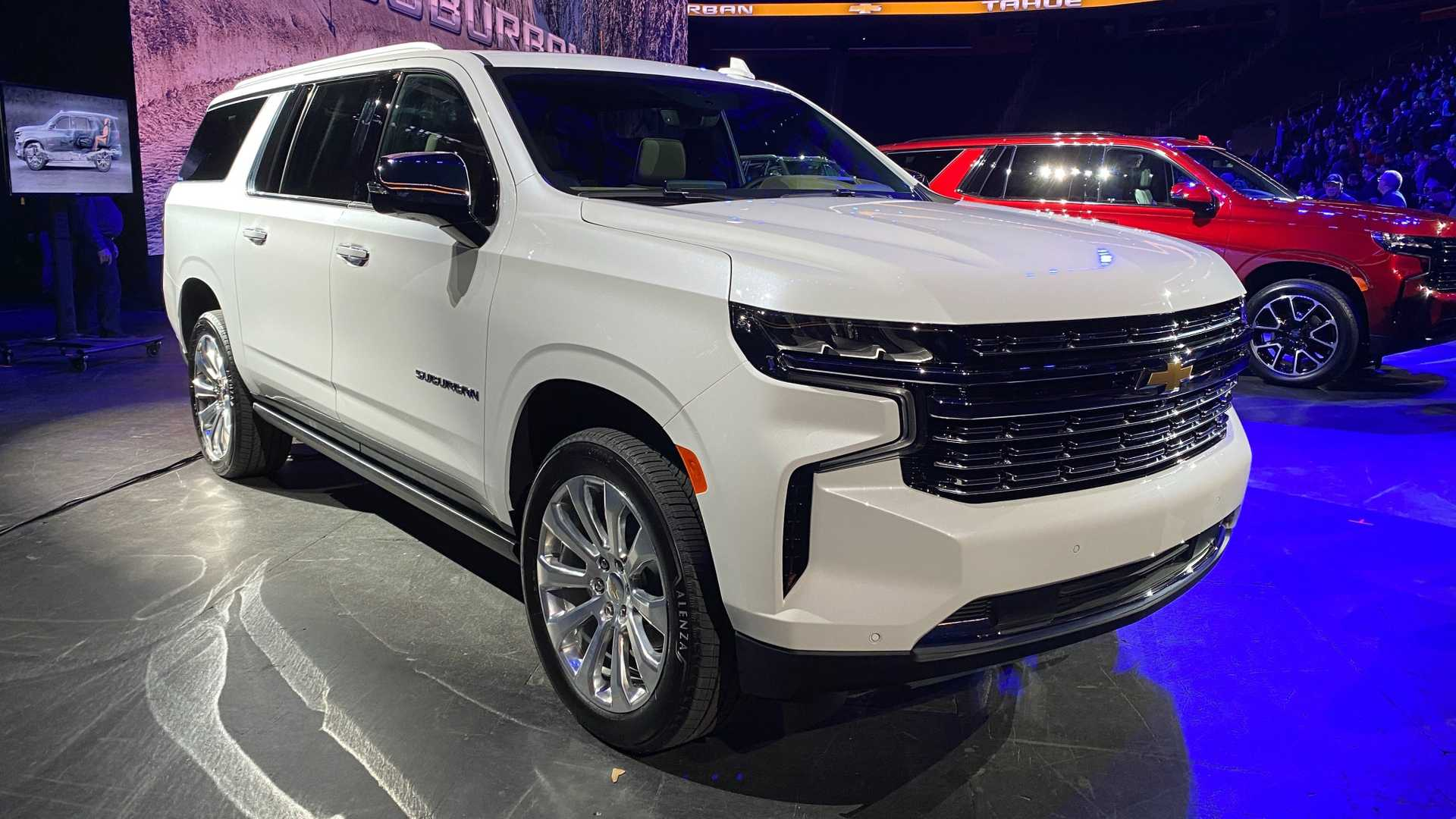 2020 Chevy Tahoe New Model and Performance
