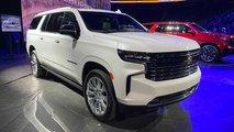 Chevrolet Suburban und Tahoe (2021): Neue Mega-SUVs vorgestellt