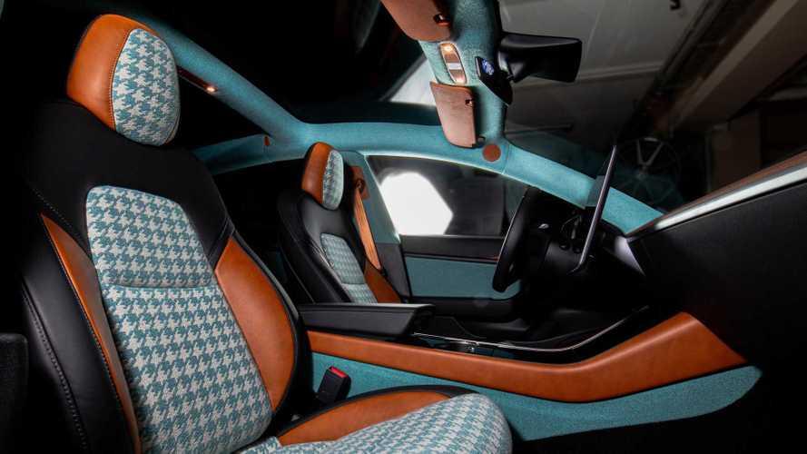 Vilner transforme l'intérieur de la Tesla Model 3