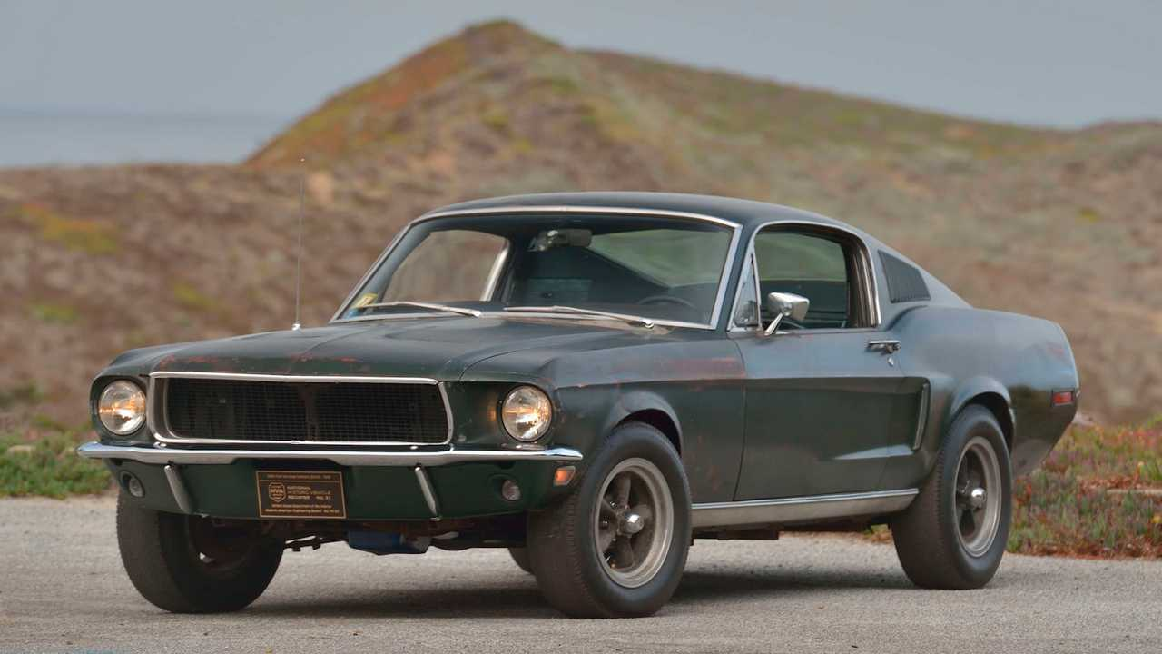 Here's How The Bullitt Mustang Went From Hollywood To Mecum